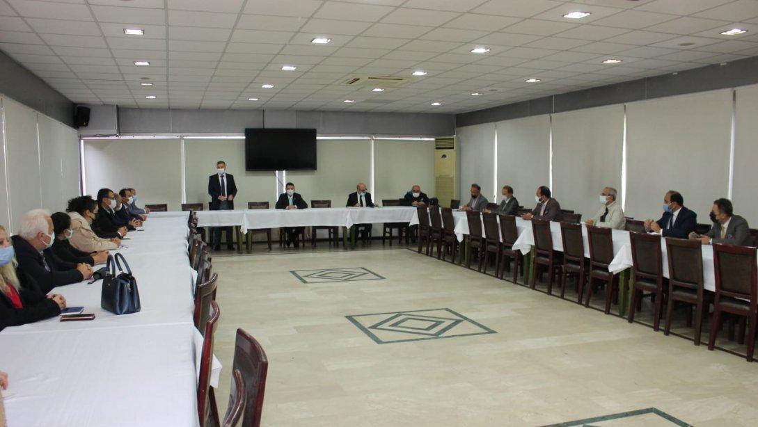 Rehberlik ve Psikolojik Danışma Hizmetleri İl Yürütme Komisyonu Eylül  Toplantısı Yapıldı.